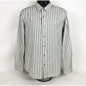 Banana Republic Mens Camden Fit Shirt Size L